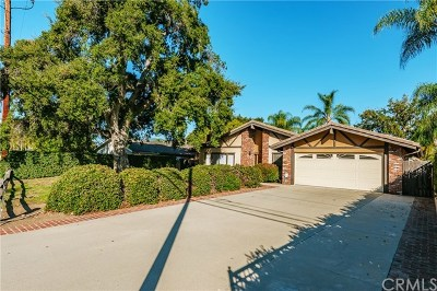 Glendora Single Family Home For Sale: 1507 Compromise Line Road