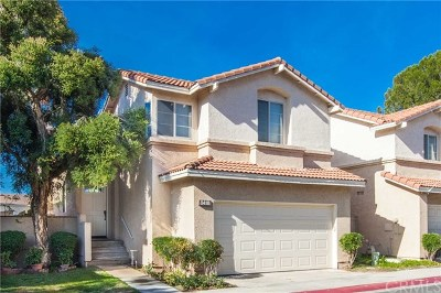 Rancho Cucamonga Condo/Townhouse For Sale: 8418 Bayberry Road