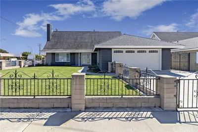 Orange County Single Family Home For Sale: 4991 Lemon Avenue
