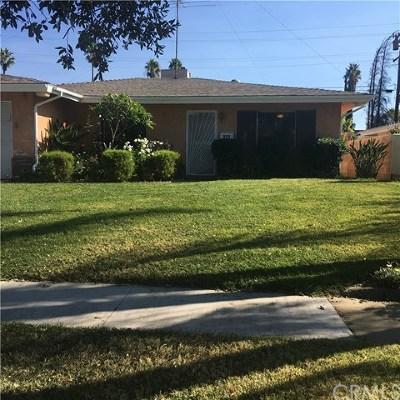 Rialto Single Family Home For Sale: 277 N Arrowhead
