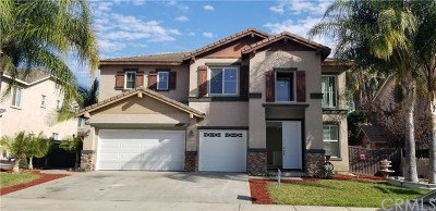 Chino Single Family Home For Sale: 12167 Vista Court
