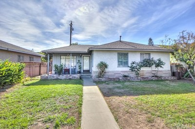 Baldwin Park Single Family Home For Sale: 15112 Root Street