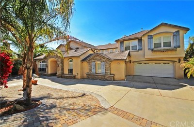 Alta Loma CA Single Family Home For Sale: $1,475,000