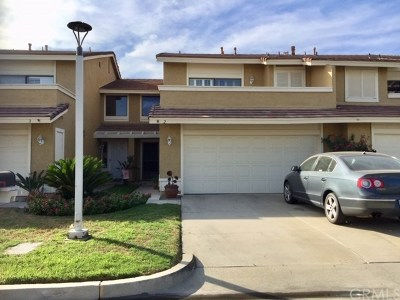 Chino Condo/Townhouse For Sale: 4150 Schaefer #2
