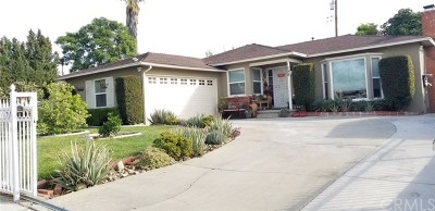 Pomona Single Family Home For Sale: 1898 Wildrose Avenue
