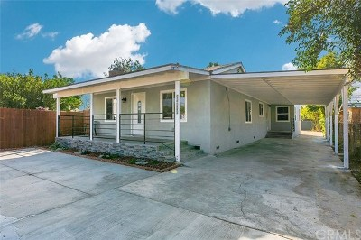 La Puente Single Family Home For Sale: 15818 Harvest Moon Street