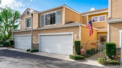 San Dimas Condo/Townhouse For Sale: 329 Pony Express Road