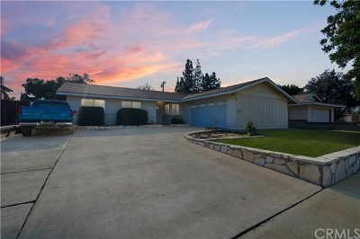 Walnut CA Single Family Home For Sale: $675,000