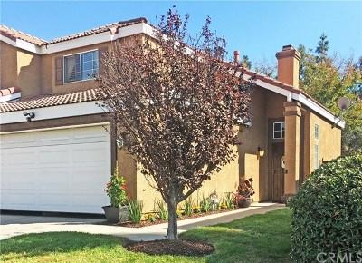 Rancho Cucamonga Single Family Home For Sale: 7667 Barrington Court