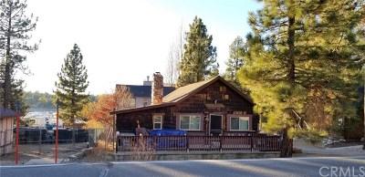 Big Bear CA Single Family Home For Sale: $229,900