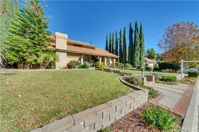Rancho Cucamonga Single Family Home For Sale: 8270 Rosebud Street