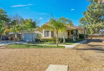 Nuevo/lakeview, Nuevo Single Family Home For Sale: 21939 Camille Dr