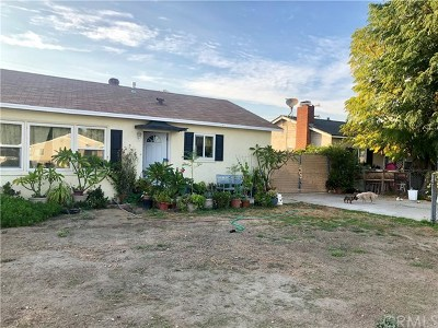 Pomona Single Family Home For Sale: 1327 S Mountain Avenue
