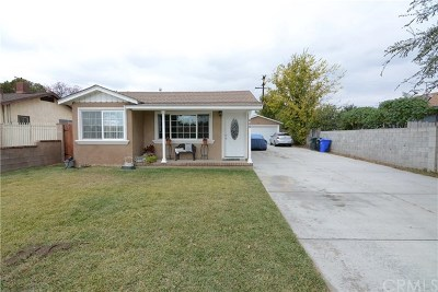 Upland Single Family Home For Sale: 855 E 7th Street