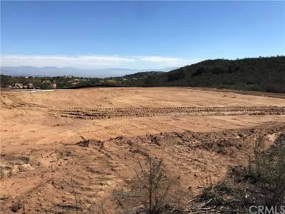 Murrieta Residential Lots & Land For Sale: 37745 Via Calorin