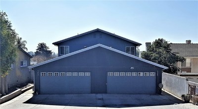 San Dimas Multi Family Home For Sale: 542 W 5th Street