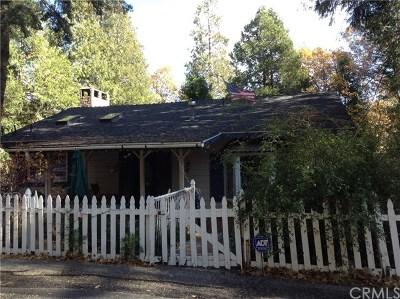 Crestline Single Family Home For Sale: 854 Bergschrund Drive