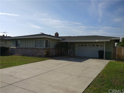 West Covina Single Family Home For Sale: 133 N Morada Avenue