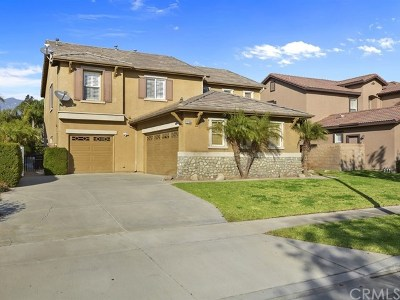 Rancho Cucamonga Single Family Home For Sale: 12756 Mosaic Drive