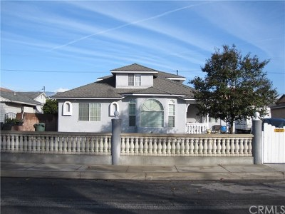 West Covina Single Family Home For Sale: 1449 E Larkwood Street