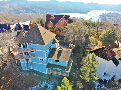 Lake Arrowhead Single Family Home For Sale: 29076 Mammoth Road