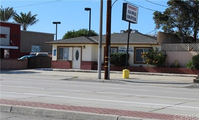 Carson Commercial For Sale: 21617 Figueroa Street