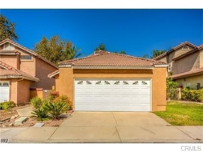 Rancho Cucamonga Single Family Home For Sale: 11192 Amarillo Street
