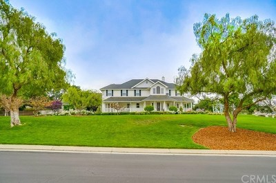 La Verne Single Family Home For Sale: 25430 Brassie Lane
