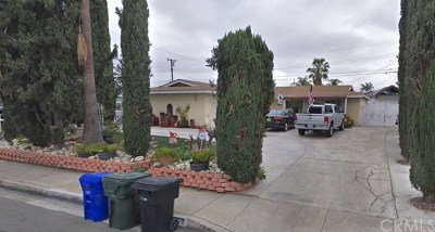 Montclair Single Family Home For Sale: 5072 Moreno Street