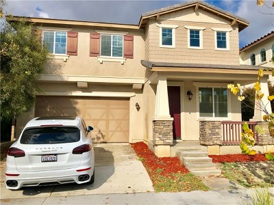 Rancho Cucamonga Single Family Home For Sale: 9536 Harvest Vista Drive
