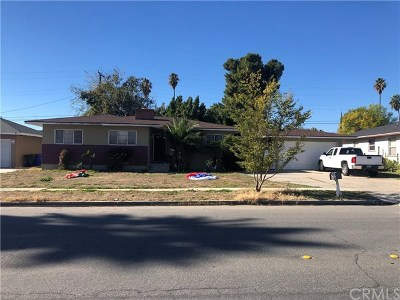 Rialto Single Family Home For Sale: 978 N Sycamore Avenue