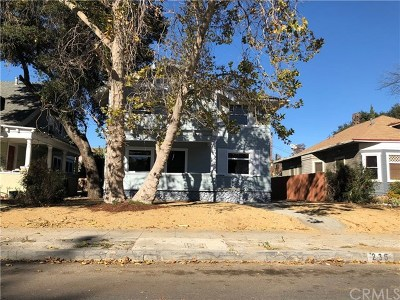 Pomona Single Family Home For Sale: 235 E Kingsley Avenue