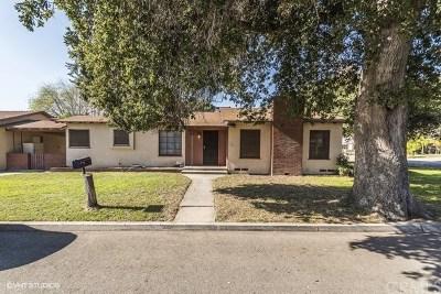 San Bernardino Single Family Home For Sale: 3296 N F Street