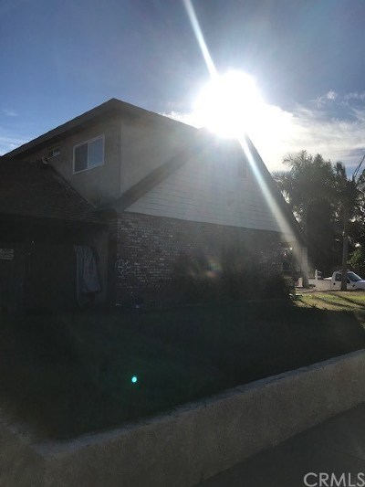 Chino Single Family Home For Sale: 4830 Constitution Street