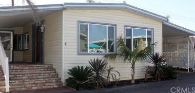Carlsbad Single Family Home For Sale: 6550 Ponto Drive #109
