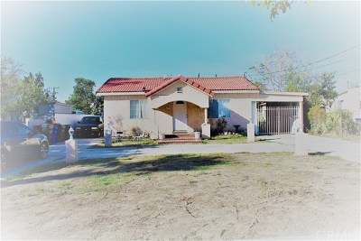 Fontana Single Family Home For Sale: 9082 Olive Street