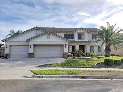 Rancho Cucamonga Single Family Home For Sale: 13959 Guidera Drive