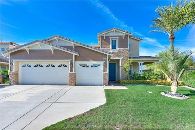 Fontana Single Family Home For Sale: 6032 Mount Lewis Lane