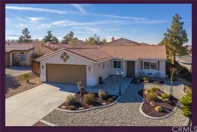 Adelanto Single Family Home For Sale: 14336 Ivy Street