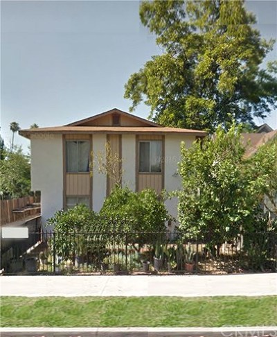 Pomona Multi Family Home For Sale: 464 Kingsley