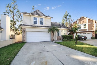 Rancho Cucamonga Single Family Home For Sale: 6600 Montresor Place