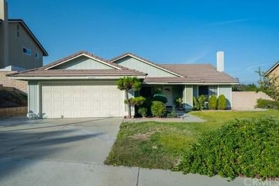 Diamond Bar CA Single Family Home For Sale: $739,900