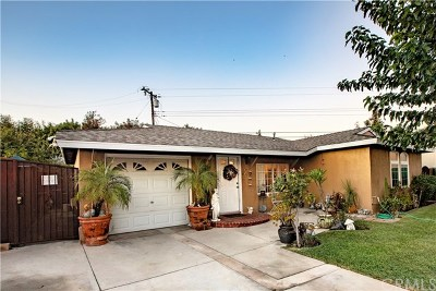 Azusa Single Family Home For Sale: 6145 N Ranger Drive