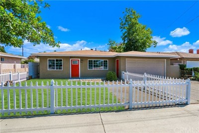 Arcadia Single Family Home For Sale: 6620 Temple City Boulevard