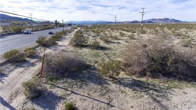 San Bernardino County Residential Lots & Land For Sale: 35 Twentynine Palms