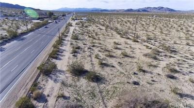 San Bernardino County Residential Lots & Land For Sale: 7 Joshua Tree