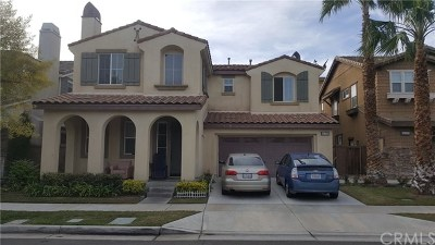 Chino Single Family Home For Sale: 14598 McKendree Avenue