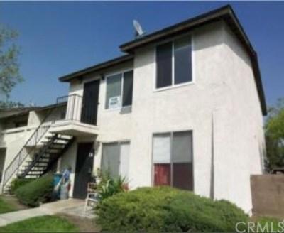 Fontana Condo/Townhouse For Sale: 17425 Arrow Boulevard #10