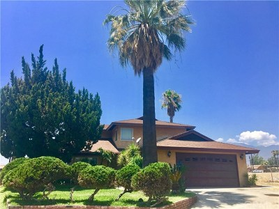 Fontana Single Family Home For Sale: 8156 Pepper Avenue