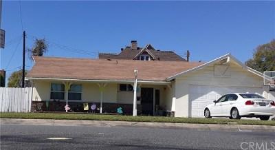 Azusa Single Family Home For Sale: 409 S Fairvale Avenue